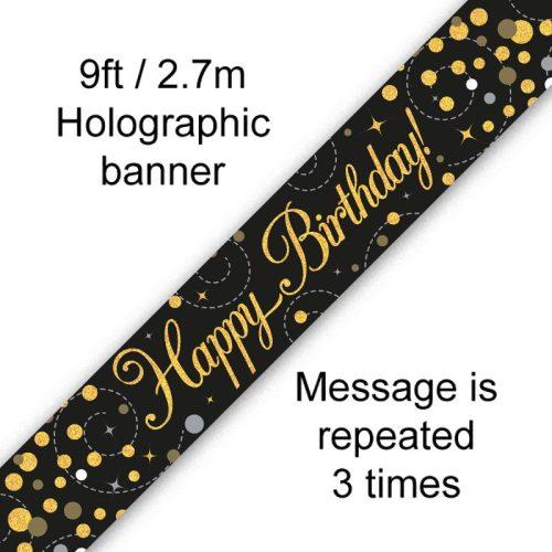Black Fizz Banner