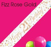 Fizz Rose Gold