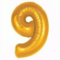 Gold Nine