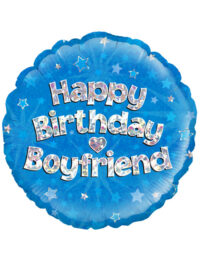 "18"" Blue Boyfriend Balloon"