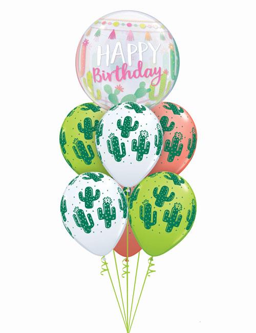 Cacti Birthday Bash Bouquet