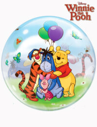 "22"" Bubble Winnie The Pooh & Friends"
