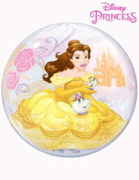 "22"" Bubble Disney Princess Belle"