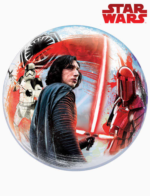 "22"" Bubble Star Wars The Last Jedi"