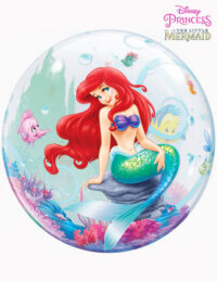 "22"" Bubble Disney The Little Mermaid"