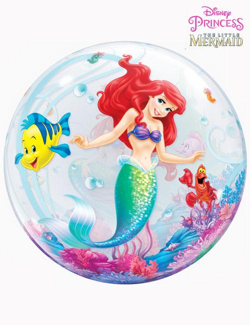 "22"" Bubble Disney The Little Mermaid"