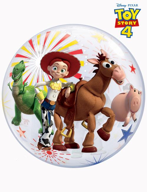 """22"""" Bubble Disney Pixar Toy Story 4"""