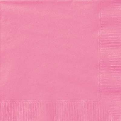 Luncheon Napkins x 20 Hot Pink