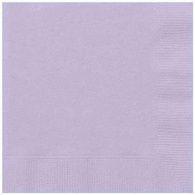Luncheon Napkins x 20 Lavender