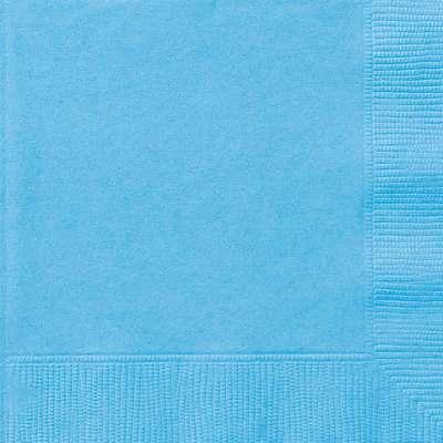 Luncheon Napkins x 20 Powder Blue