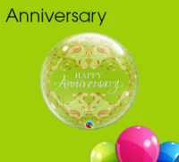 Anniversary Bubble