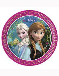 Disney Frozen Party Plates 23cm (Pack of 8)
