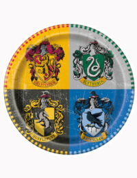 Harry Potter Party Plates 23cm (Pack of 8)