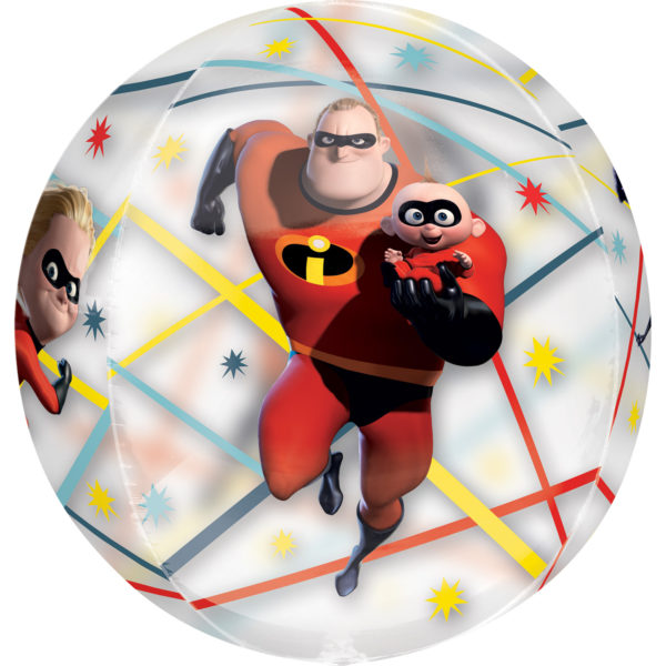 Orbz Incredibles