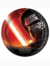 Star Wars The Force Awakens Party Plates (Pack of 8)