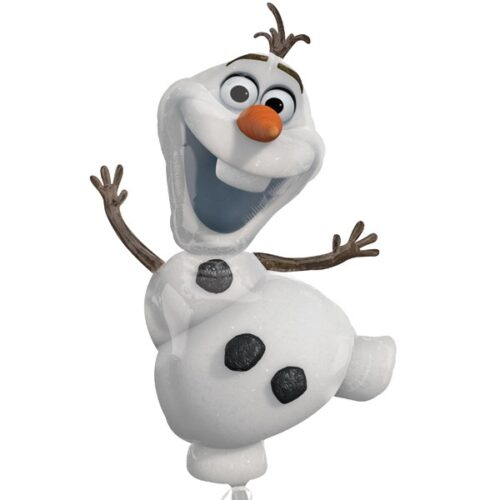 "Disney Frozen Olaf Supershape (23"" x 41"")"