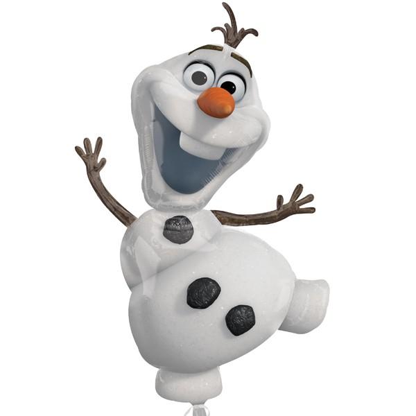 "Disney Frozen Olaf Supershape (23"" x 41"")"