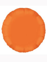 18'-Orange-Round-Foil-Balloon