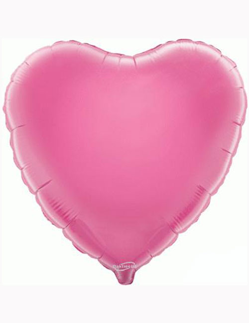 18'-Pink-Heart-Foil-Balloon