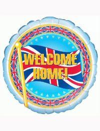 "18"" Welcome Home Balloon"