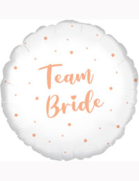 "18"" Team Bride Balloon"