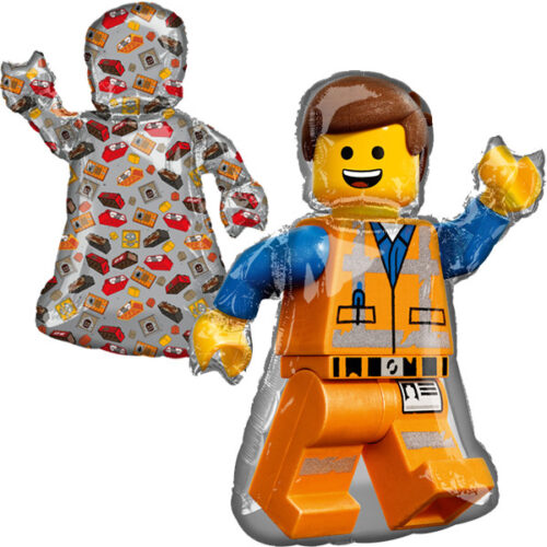 lego movie balloon