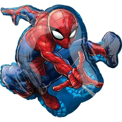 spider man shape