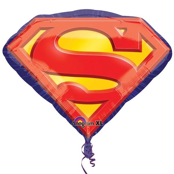 superman emblem shape