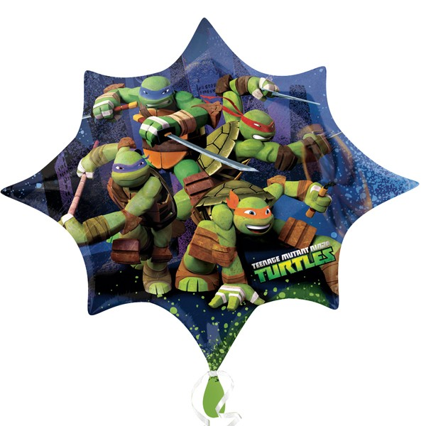 teenage mutant ninja turtles shape
