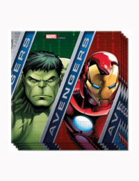 Avengers Napkins