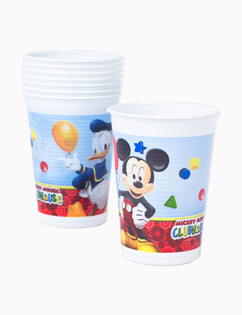 Mickey Mouse Clubhouse Cups