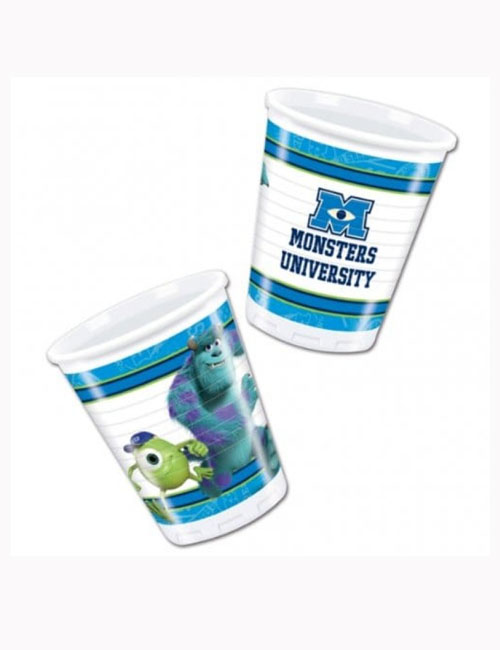 Monsters Inc Cups