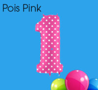 Pink Pois Numbers