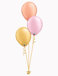 Set3 Gold Pink Rose Gold Latex