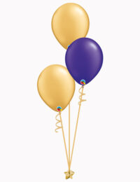 Set3 Gold Purple Gold Latex