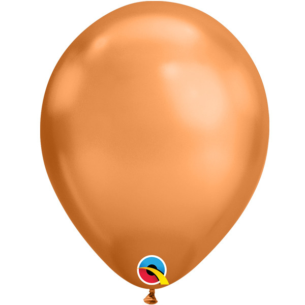 copper-11-chrome-latex-balloons
