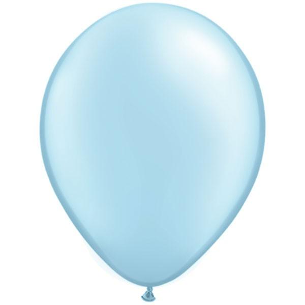 light-blue-11-pearl-Latex-Balloons