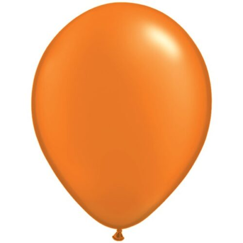 mandarin-orange-11-pearl-latex-balloons