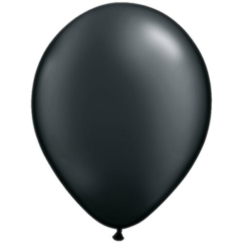 onyx-black-11-pearl-Latex-balloons