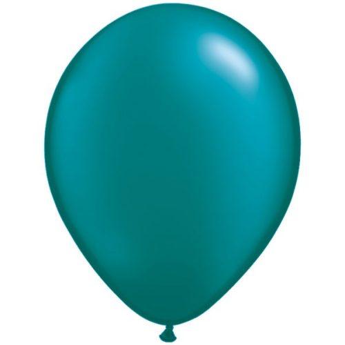 teal-11-pearl-latex-balloons