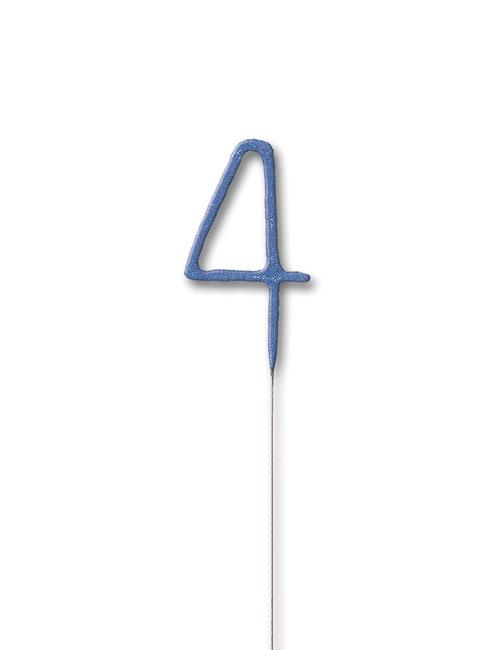 Blue Sparkler 4