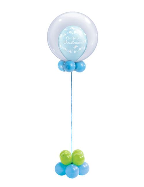 Christening-Blue-Double-Bubble