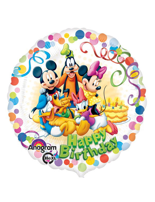 Mickey-Mouse-Friends-Foil-Balloon