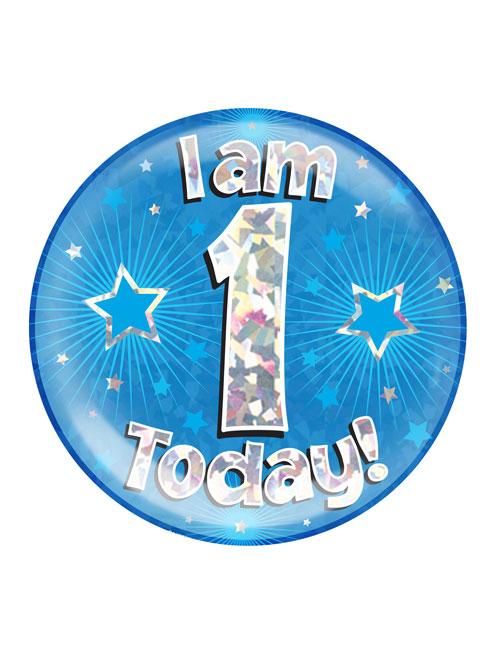 I-am-1-Badge