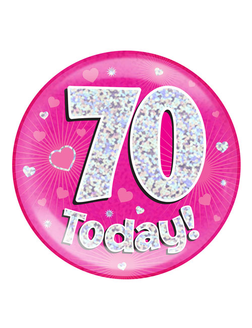70-today-Badge-Pink