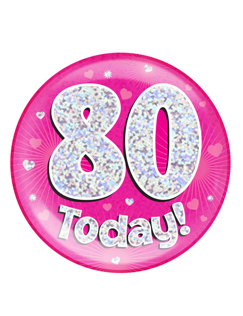 80-today-Badge-Pink