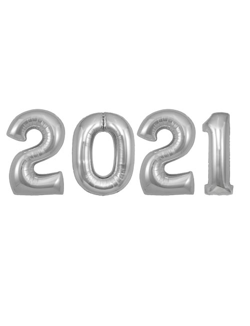 2021 Numbers Silver