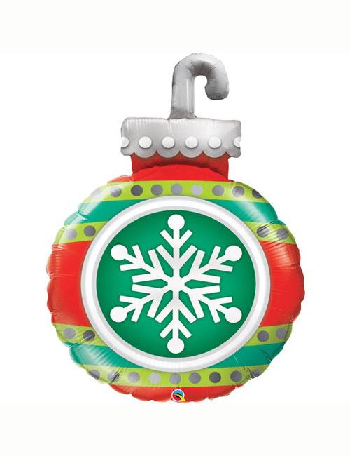 Snowflake Ornament Balloon