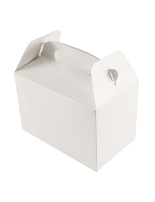 Party Box White