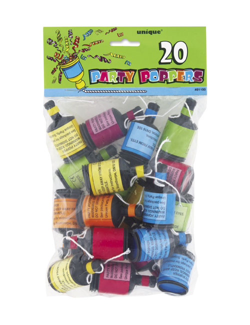 Party Popper Multi